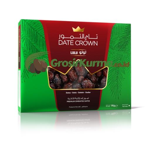 Date Crown Lulu (1 kg) – 1 Dus @10 Pack