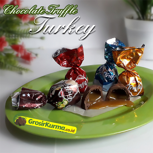 Cream Filled Turky Mixed Chocolate (1 Kg) – 1 Pack