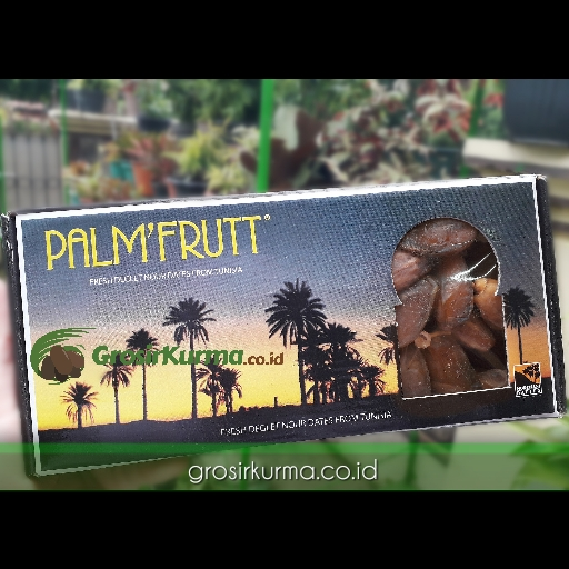 Palm'frutt (500 Gr) – 1 Dus @12 Pack