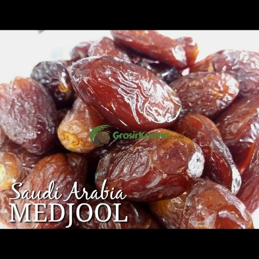 Medjool dari Saudi Arabia (1 Kg) – 1 Pack