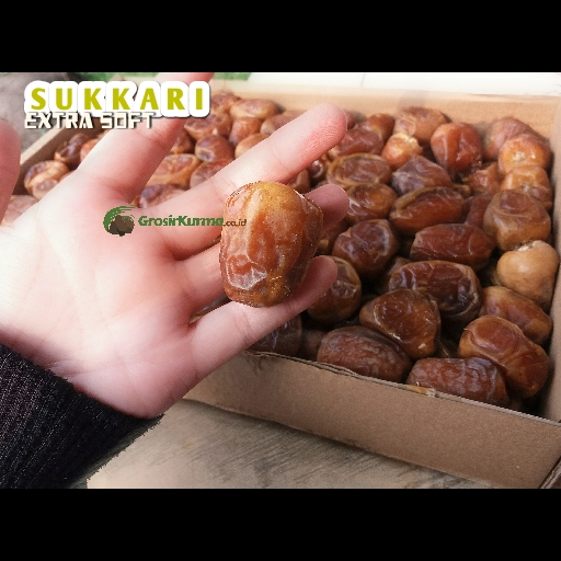 Sukkari Extra Soft (500 Gr) – 1 Pack