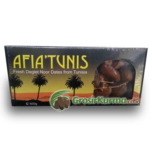 Afia'Tunis (500 Gr) – 1 Dus @12 Pack