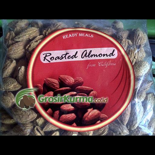 Selma Roasted Almond Milk Flavor InShell (10 Kg) – 1 Dus