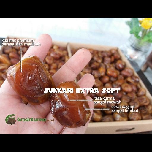 Sukkari Extra Soft (3 Kg) – 1 Dus