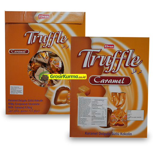 Cream Filled Turky CARAMEL Chocolate (2 Kg) – 1 Pack