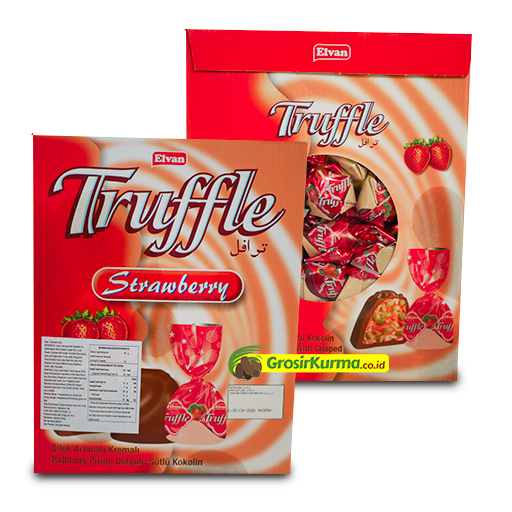 Cream Filled Turky STRAWBERRY Chocolate (2 Kg) – 1 Pack