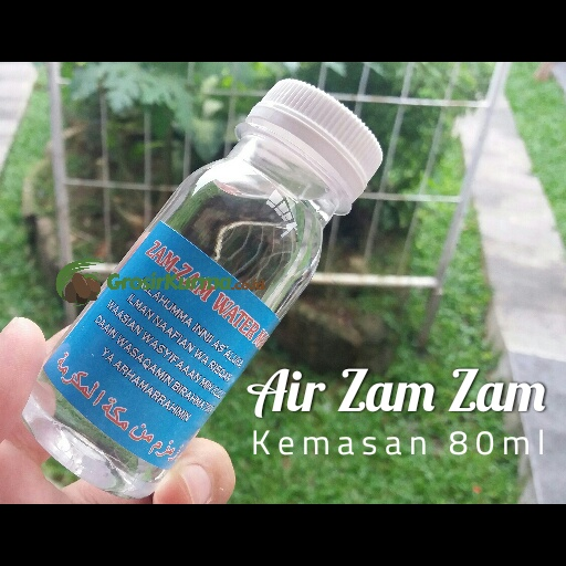 Air Zam-zam (80ml) – 1 Botol