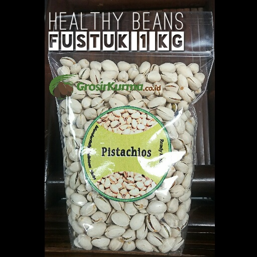 Selma California Pistachios [BEST QUALITY] (1 Kg) – 1 Pack