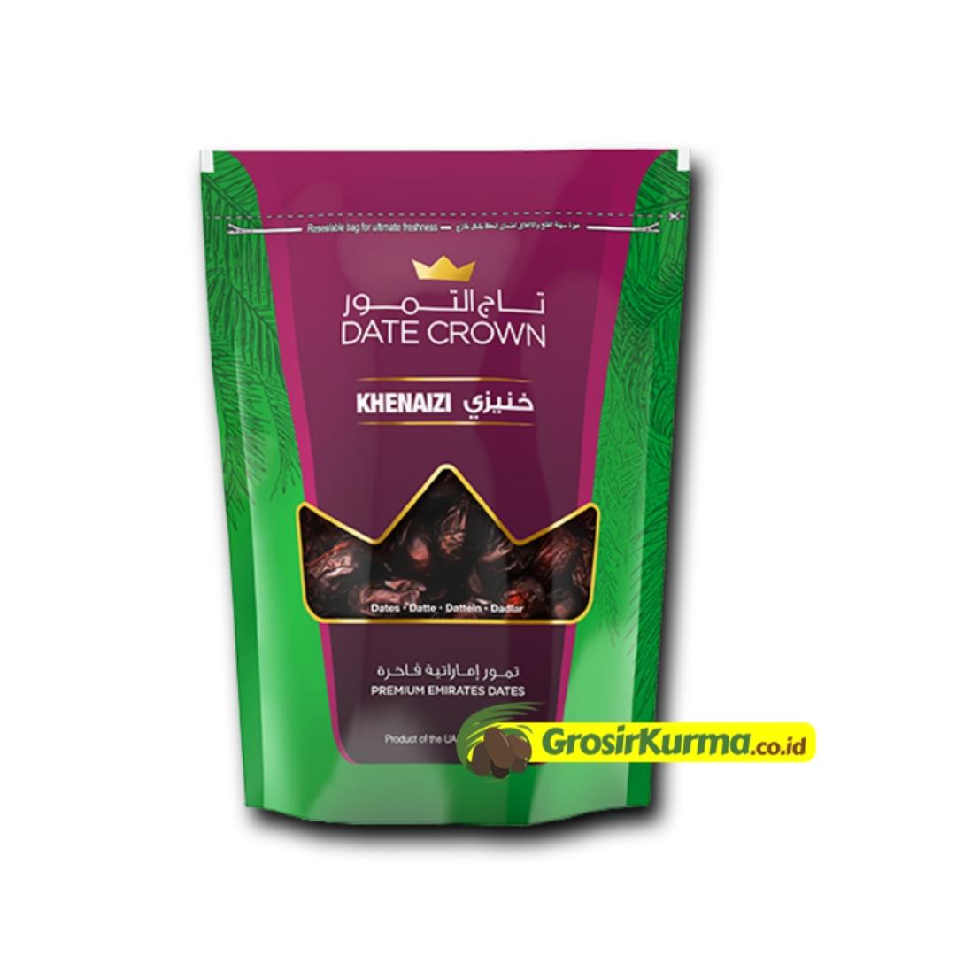 Date Crown Khenaizi (250Gr) – 1Dus @20Pack