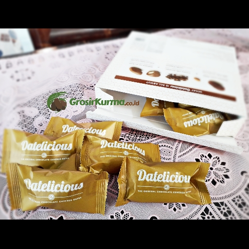Kurma Cokelat Datelicious (200 Gr) – 1 Pack