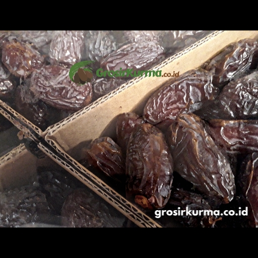 Medjool Jericho Ukuran JUMBO (1 Kg) – 1 Pack