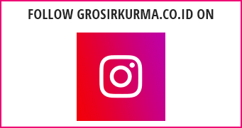 Instagram follow button grosirkurma.co.id pusat grosir kurma terlengkap dan termurah