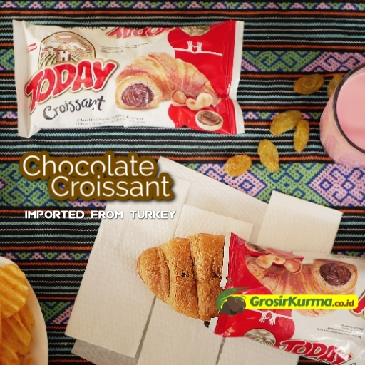 Chocolate Croissant from Turkey (40 Gr) – 1 Pcs