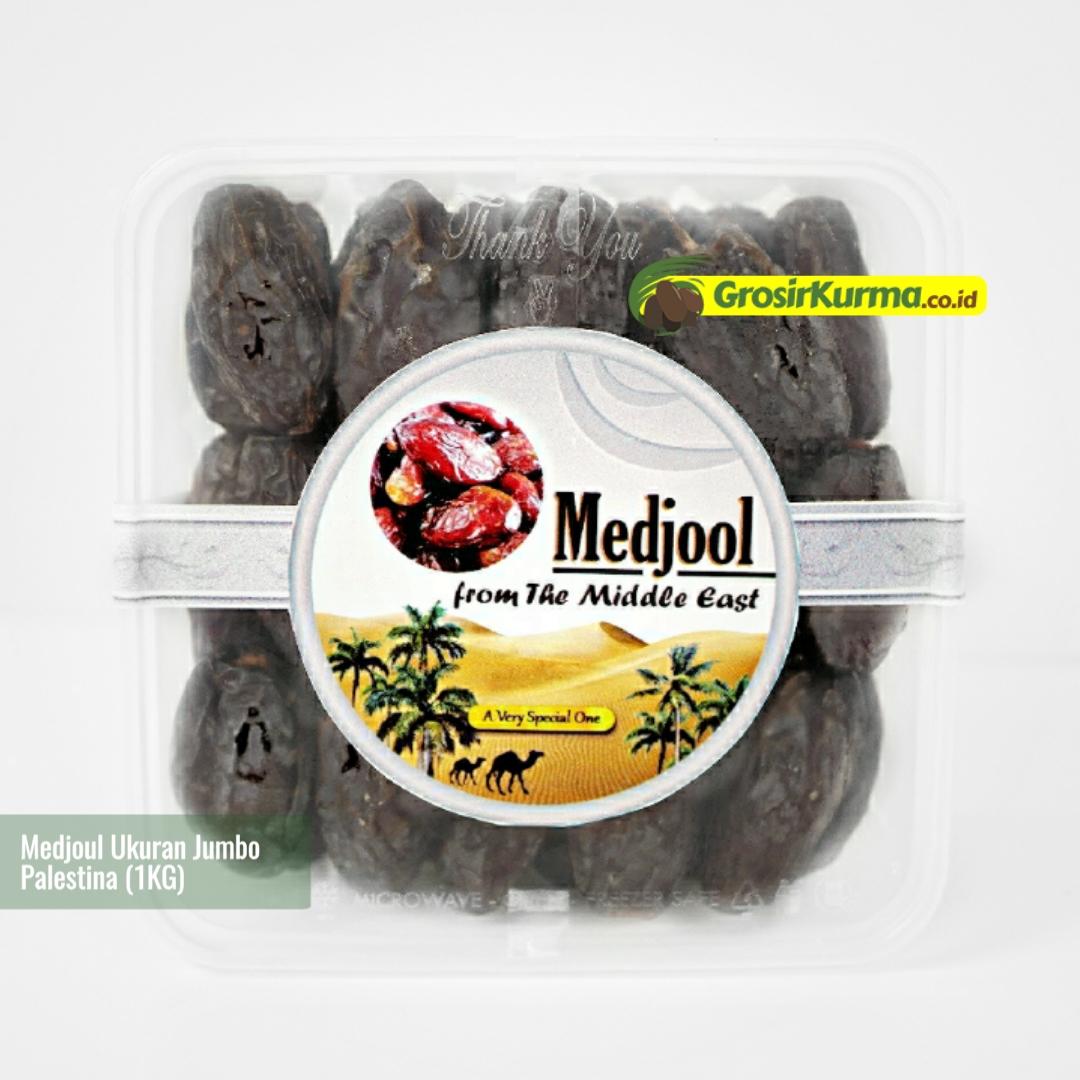 Medjool Syam Jumbo (1 Kg) – 1 Pack