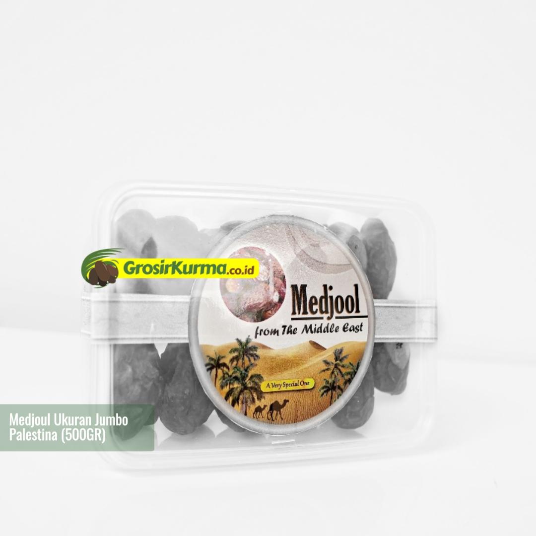 Medjool Syam Jumbo (500 Gr) – 1 Pack