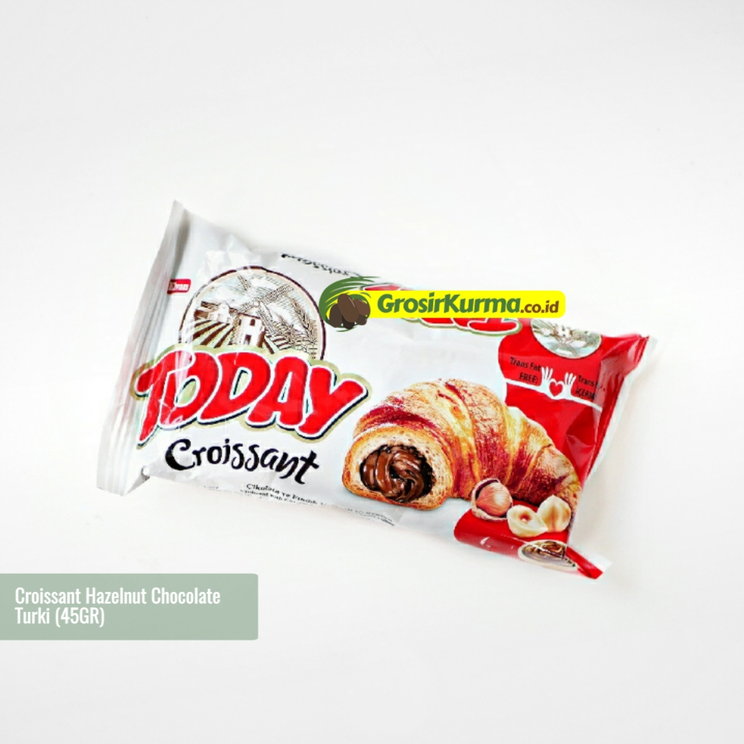 Chocolate Croissant from Turkey (45 Gr) – 1 Pcs