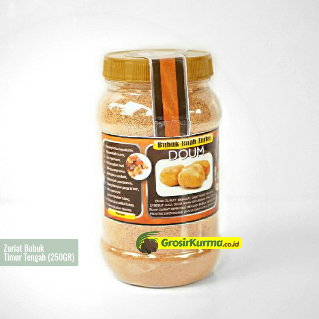 Zuriat Bubuk (250 Gr) – 1 Botol