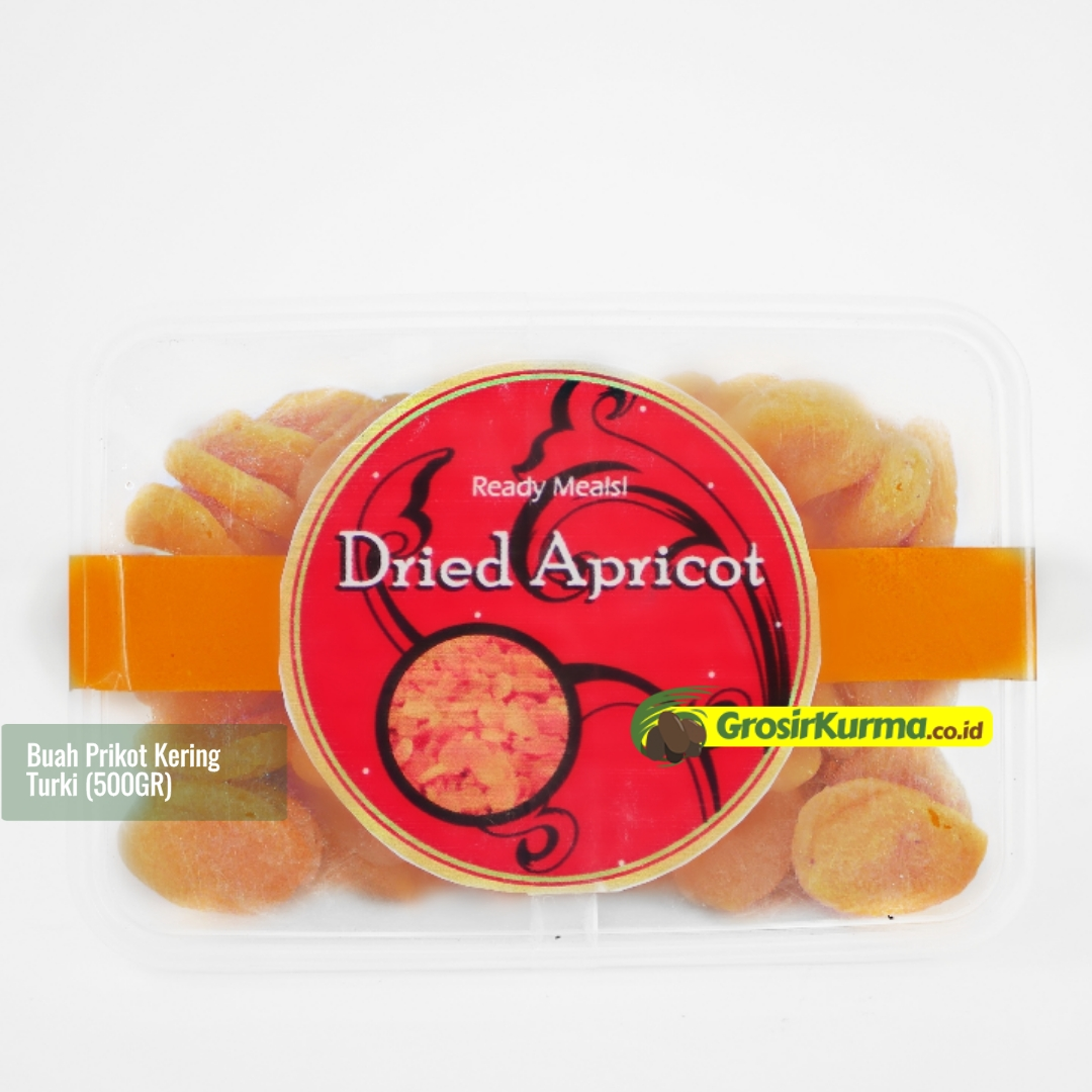 Buah Apricot Kering (500 Gr) – 1 Pack