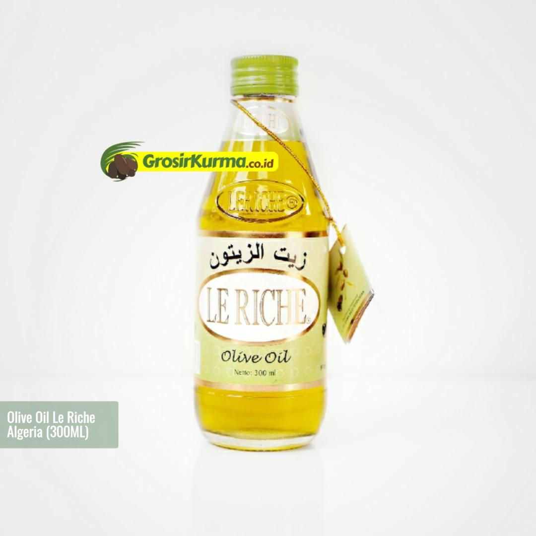 Le'Riche Olive Oil (300 Ml) – 1 Botol