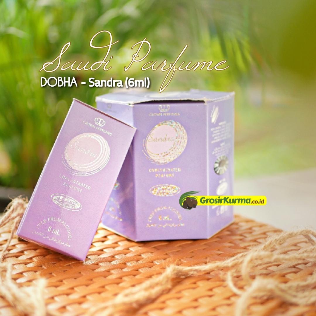 Dobha Parfume – Sandra (6 Ml)